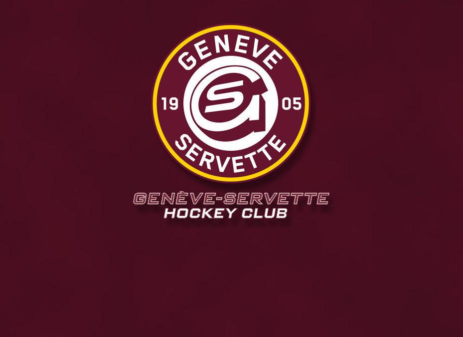 Le Genève-Servette Hockey Club marque en faveur de la solidarité